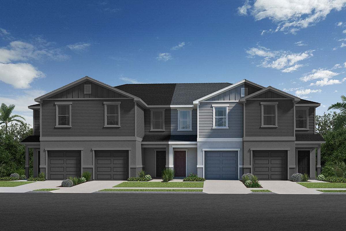 New Homes in Davenport, FL - Plan 1371