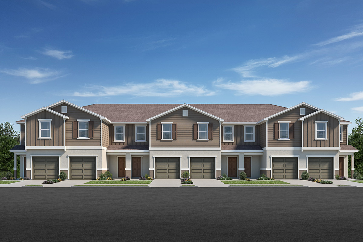 New Homes in Davenport, FL - Plan 1418
