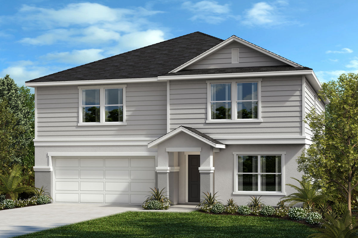 New Homes in Clermont, FL - The Sanctuary II Plan 2716 Elevation F