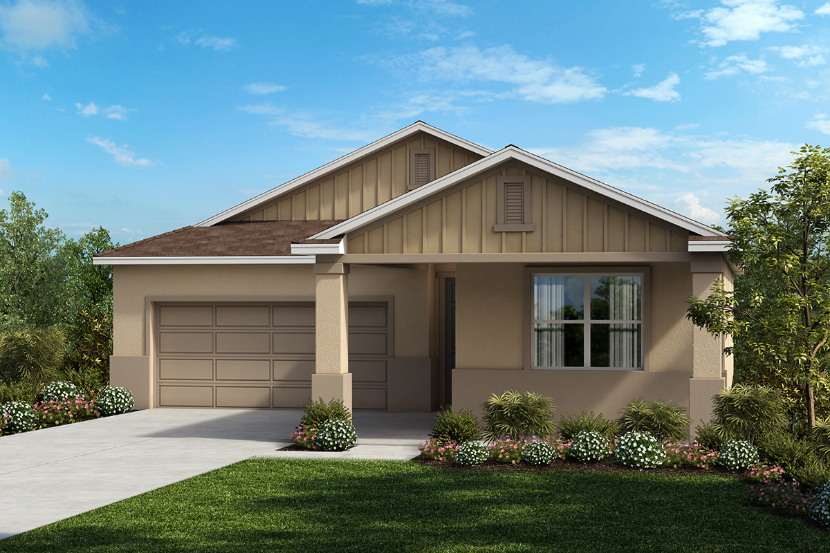 New Homes in Apopka, FL - Carriage Hill Plan 1991 Elevation H