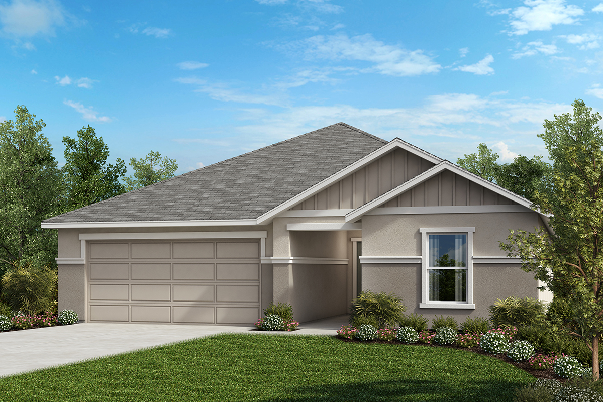 New Homes in Kissimmee, FL - Casa Bella Plan 1933 Elevation G