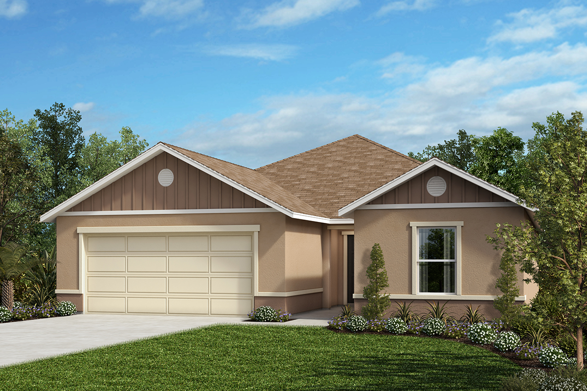 New Homes in Kissimmee, FL - Elevation H