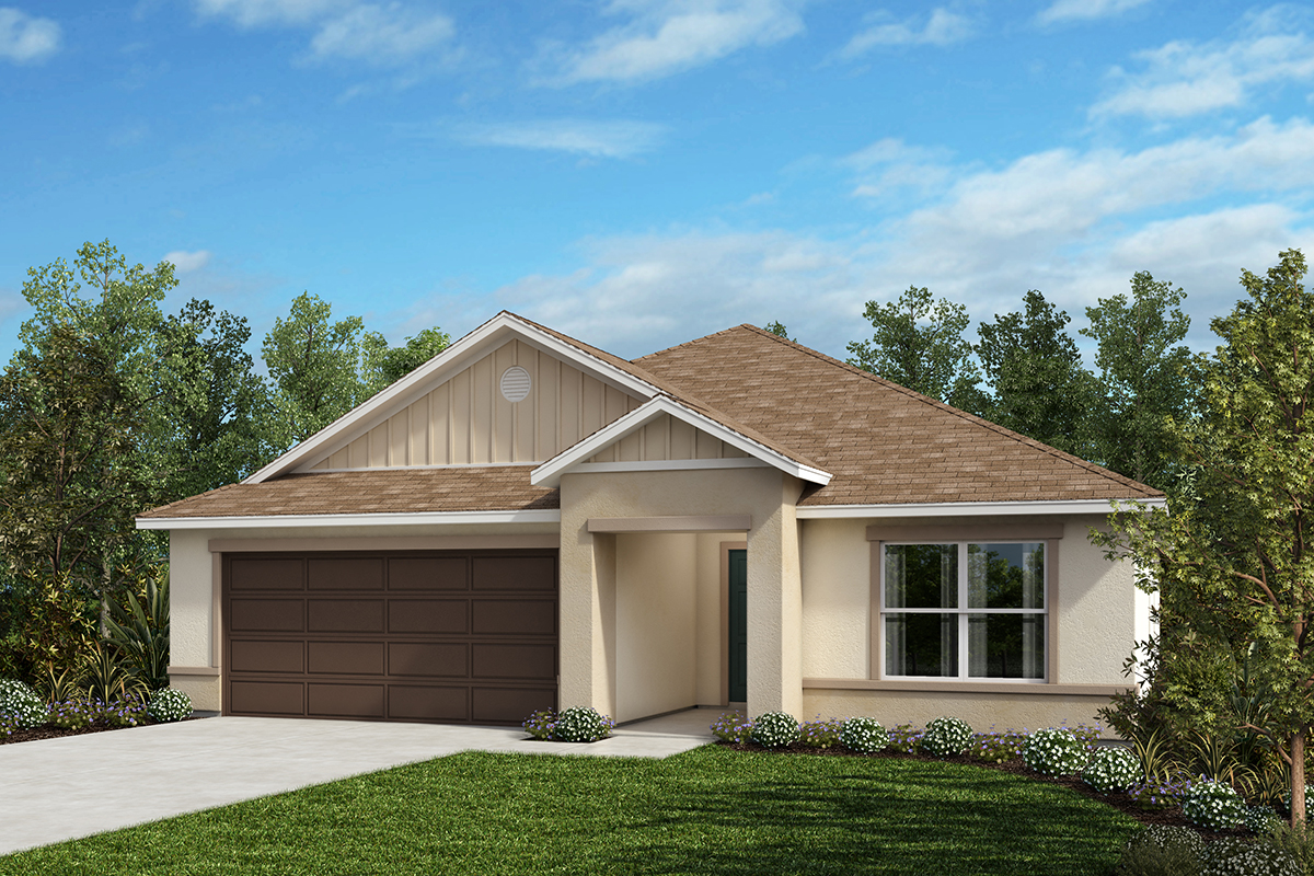 New Homes in Kissimmee, FL - Casa Bella Plan 1989 Elevation H