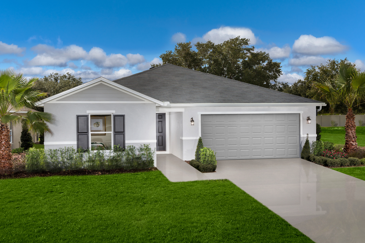 New Homes in Kissimmee, FL - Casa Bella Plan 1541