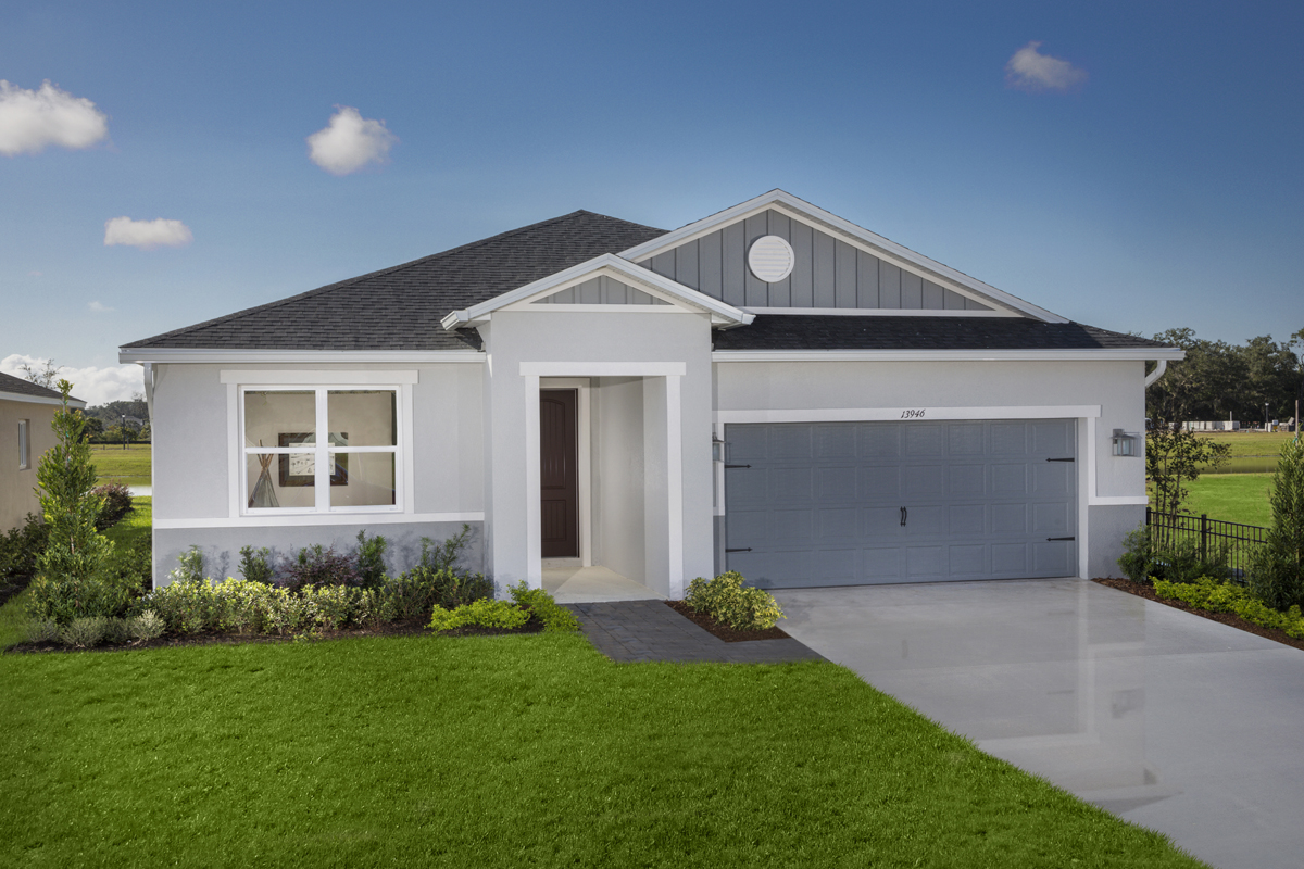 New Homes in Orlando, FL - Creekstone Plan 1989
