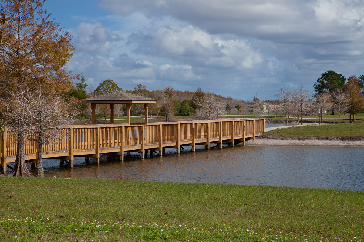 New Homes in Kissimmee, FL - Eagle Hammock Bear Creek Park