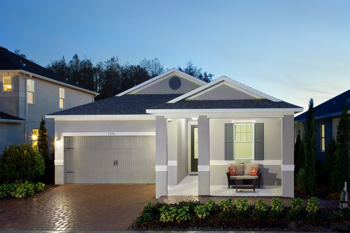 New Homes For Sale In Kissimmee Fl Tapestry Community By Kb Home