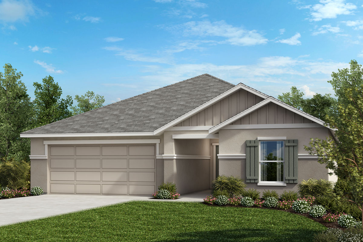 New Homes in St. Cloud, FL - Gramercy Farms Plan 1933