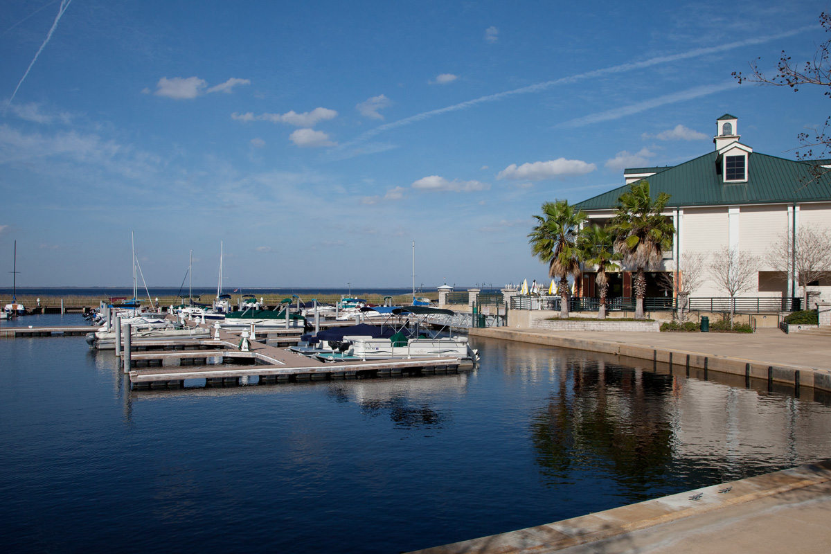 New Homes in St. Cloud, FL - Gramercy Farms II St. Cloud Boat Dock