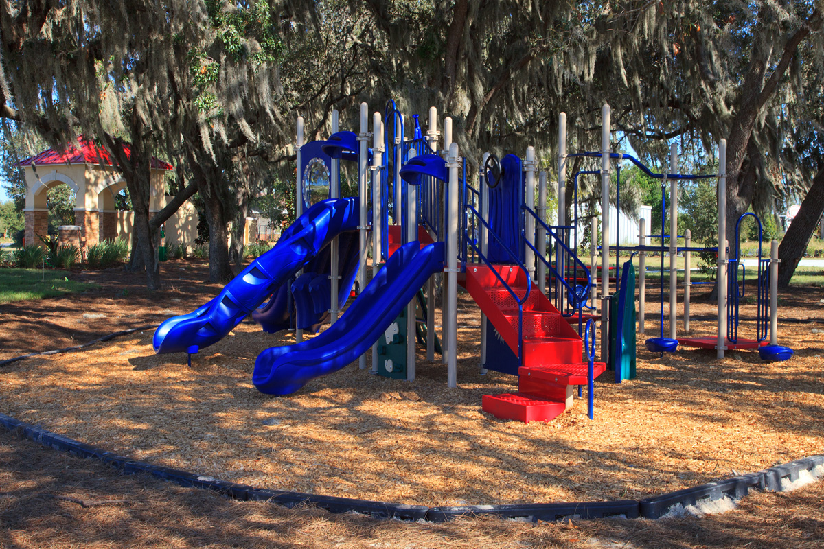 New Homes in St. Cloud, FL - Gramercy Farms II Gramercy Farms Tot Lot