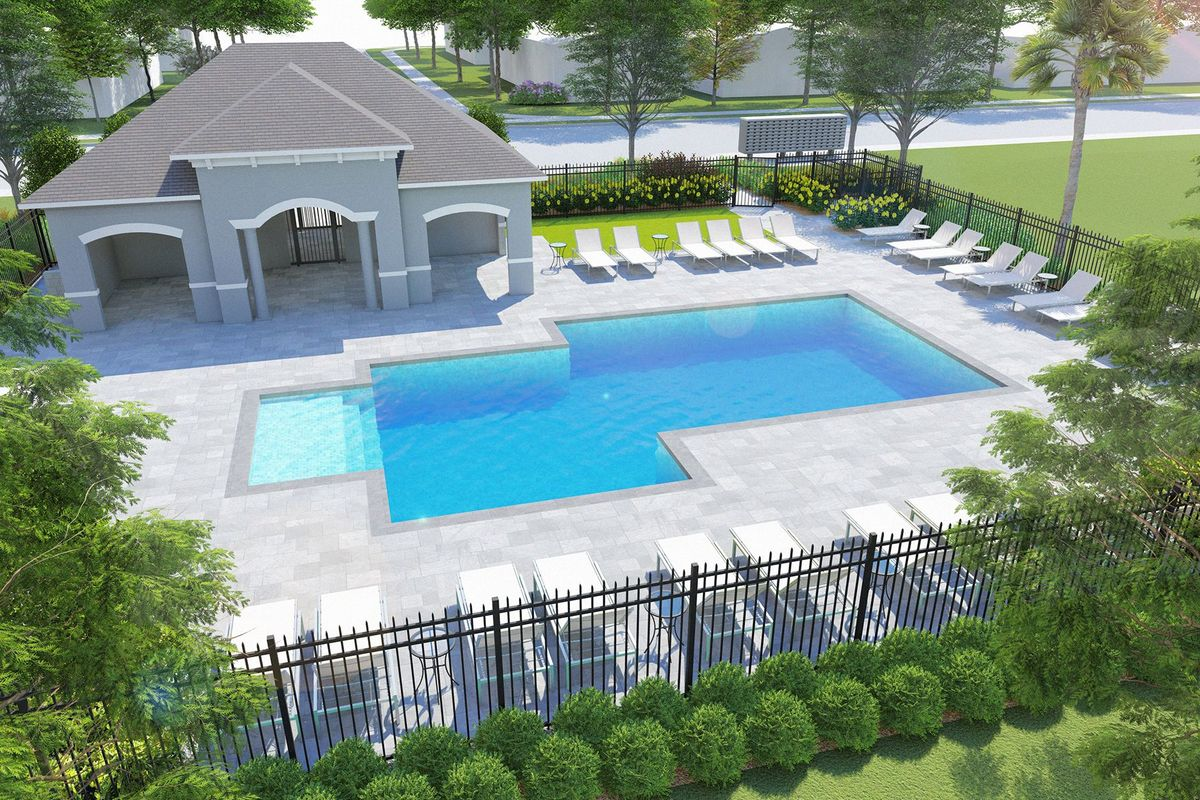 New Homes in Sanford, FL - Landings at Riverbend Future Amenity Pool