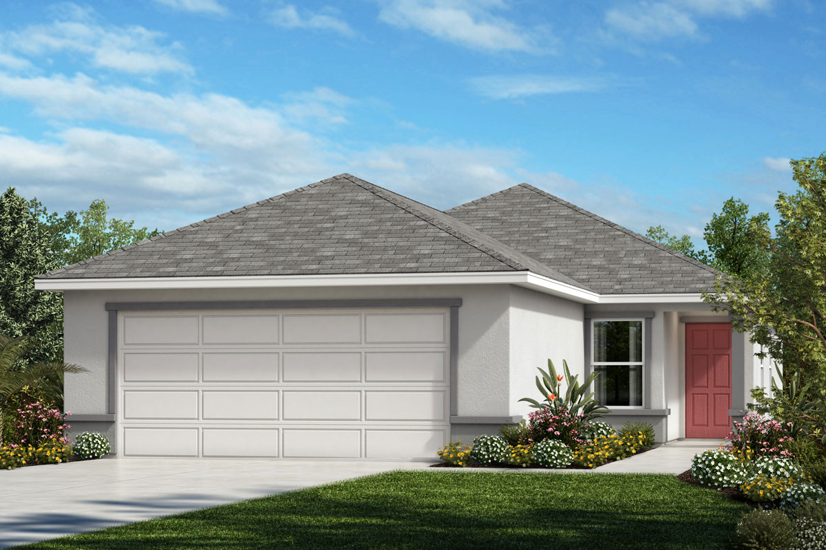 New Homes in Sanford, FL - Elevation A
