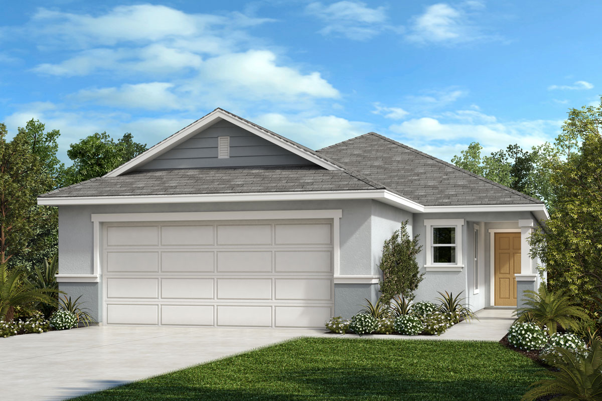 New Homes in Sanford, FL - Landings at Riverbend Elevation F