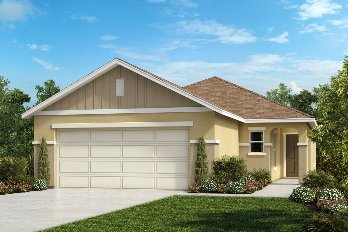 New Homes in Sanford, FL - Landings at Riverbend Elevation G
