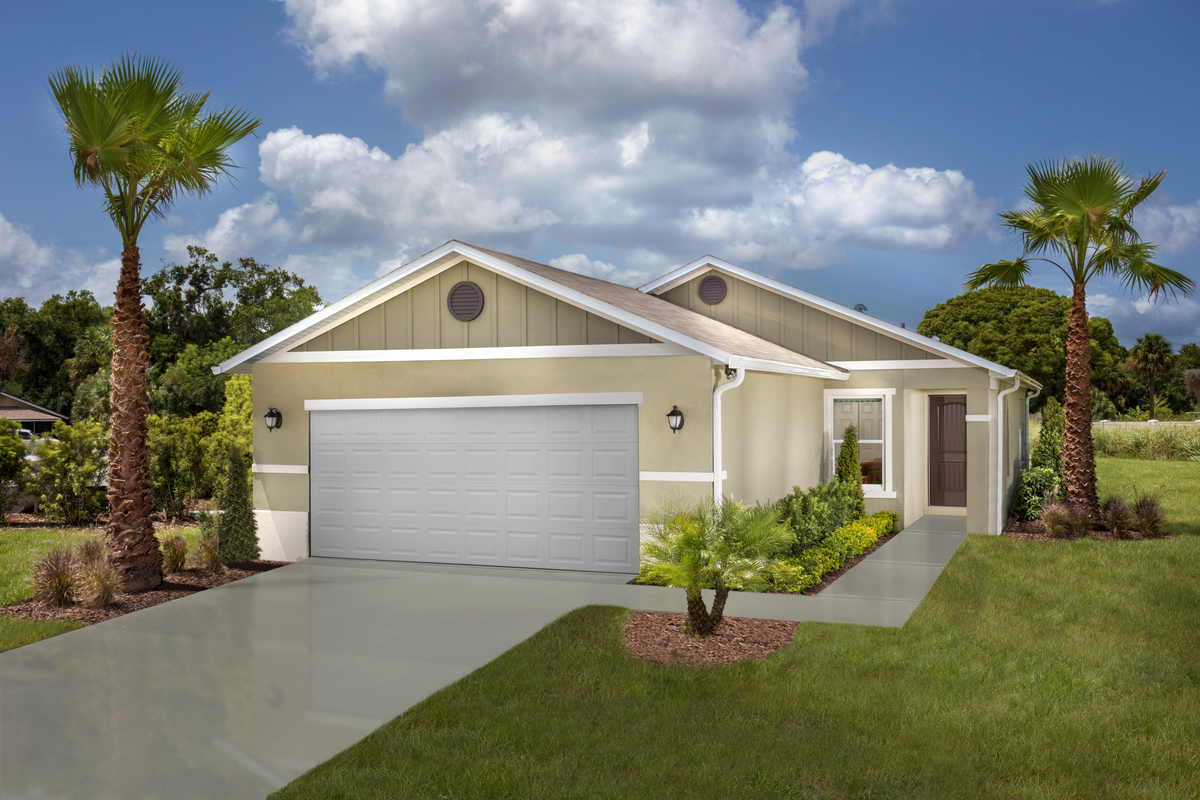 New Homes in Sanford, FL - Plan 1637 Modeled