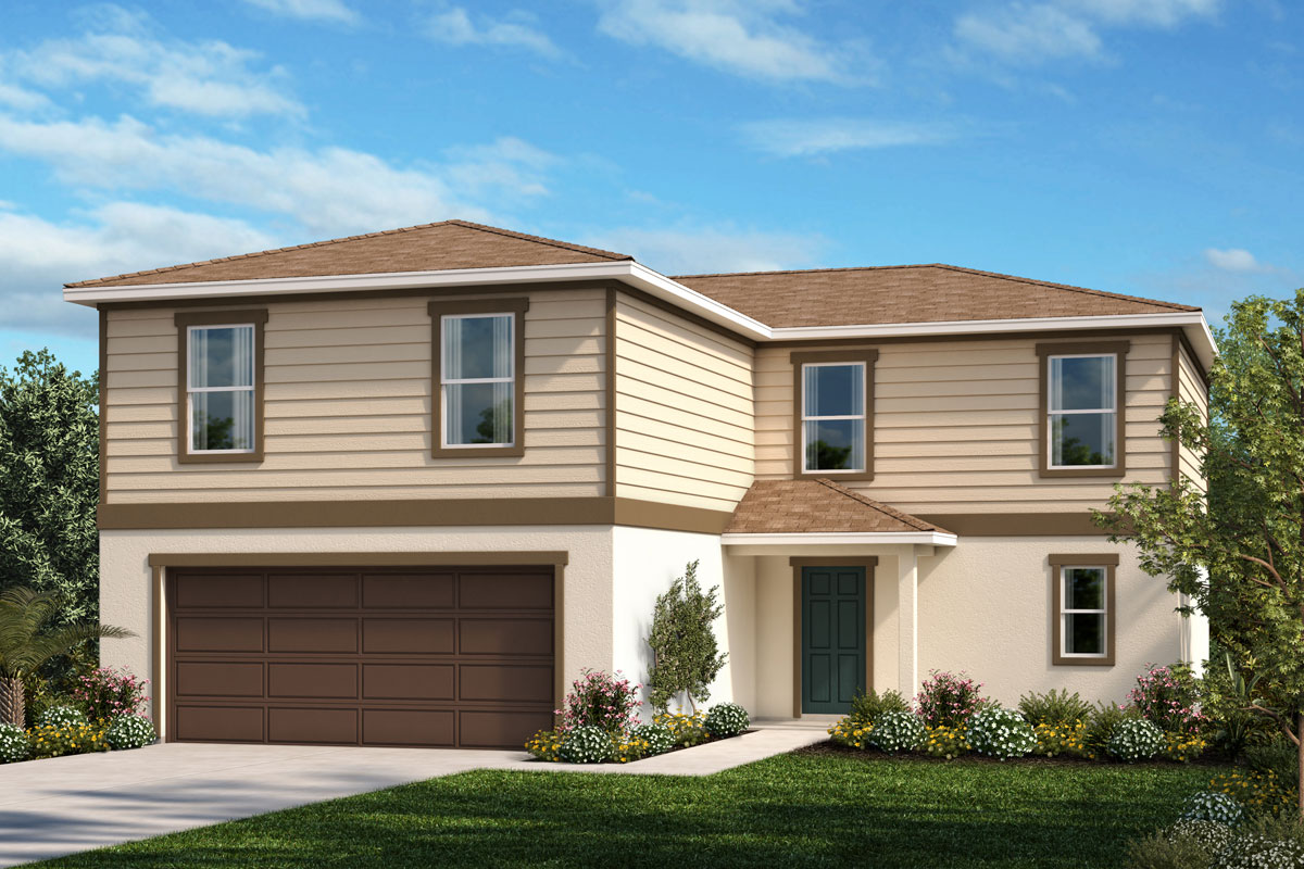 New Homes in Davenport, FL - Elevation E