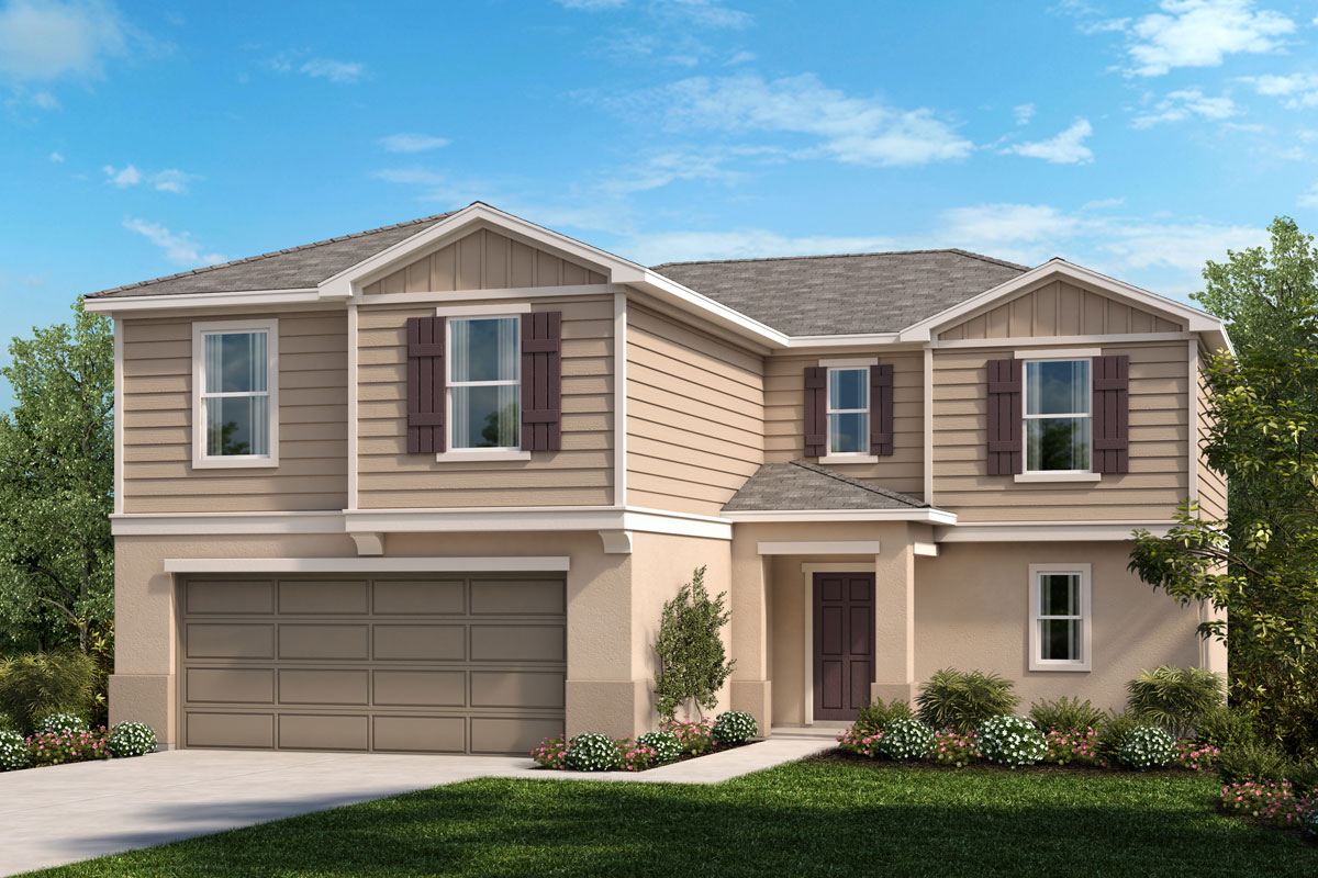New Homes in Davenport, FL - Magnolia at Westside Plan 2384