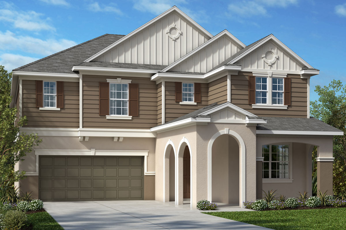 New Homes in Davenport, FL - Elevation I