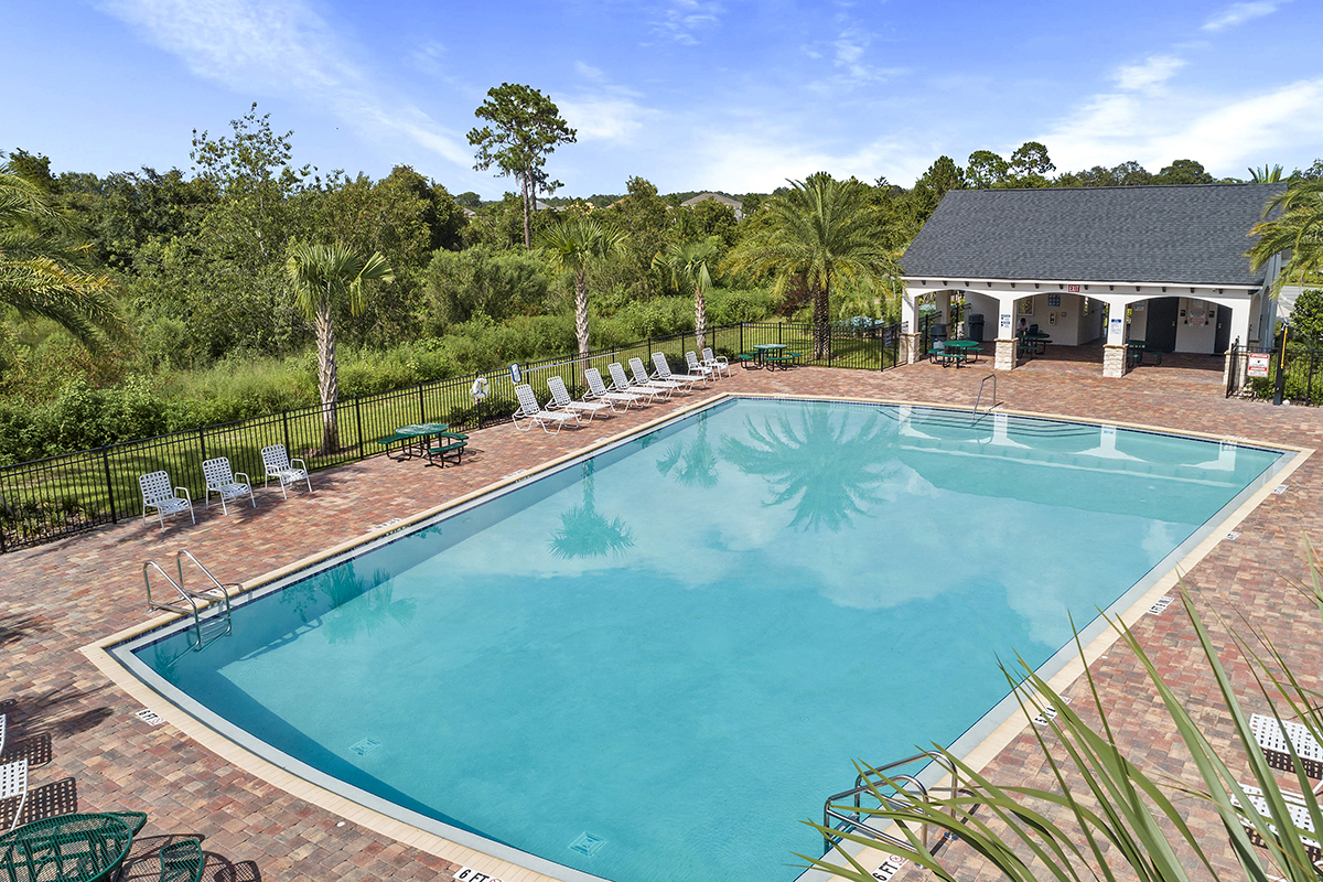 New Homes in Clermont, FL - Sawgrass Bay Sawgrass Bay Community Pool