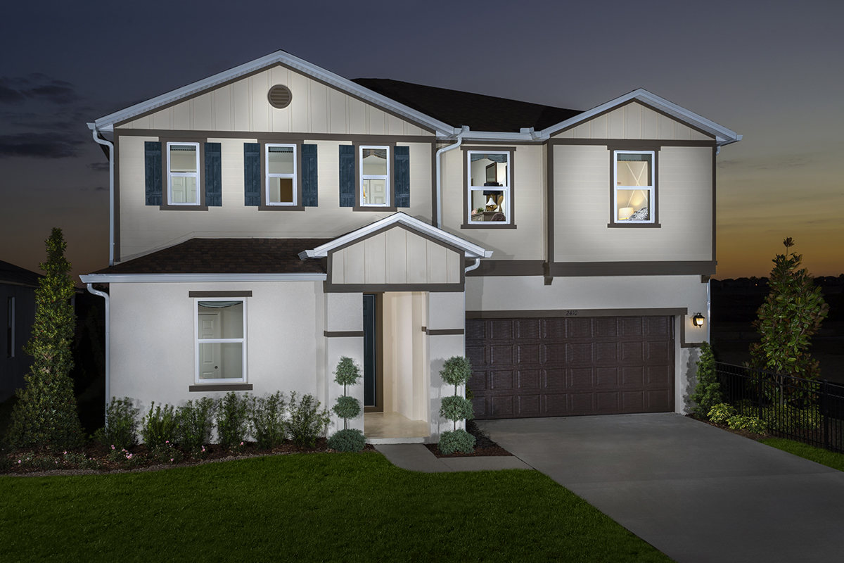 Browse new homes for sale in Magnolia at Westside
