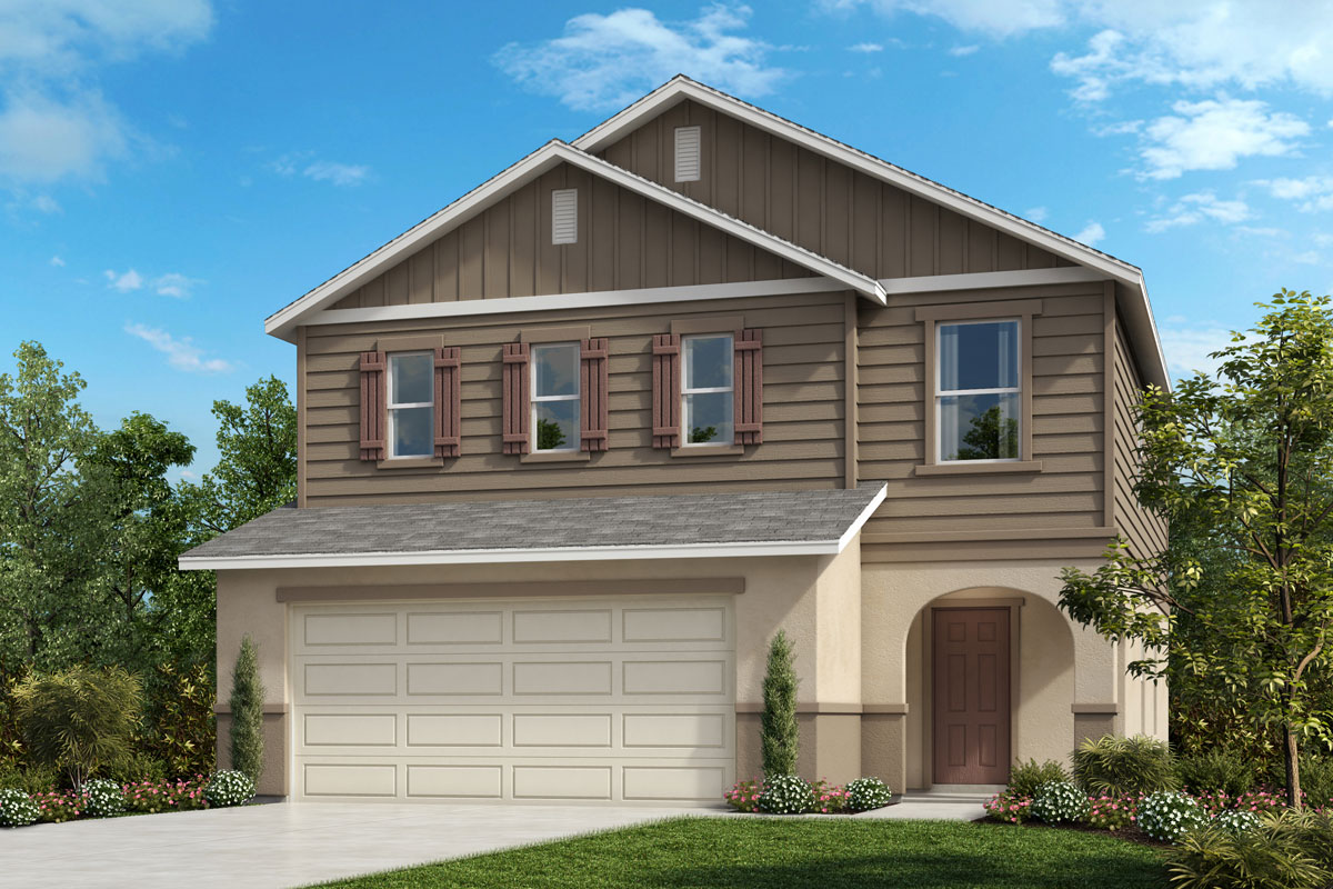 New Homes in Davenport , FL - Elevation G