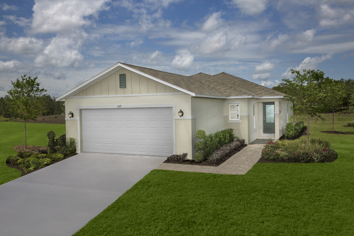 New Homes in Davenport , FL - Plan 1511
