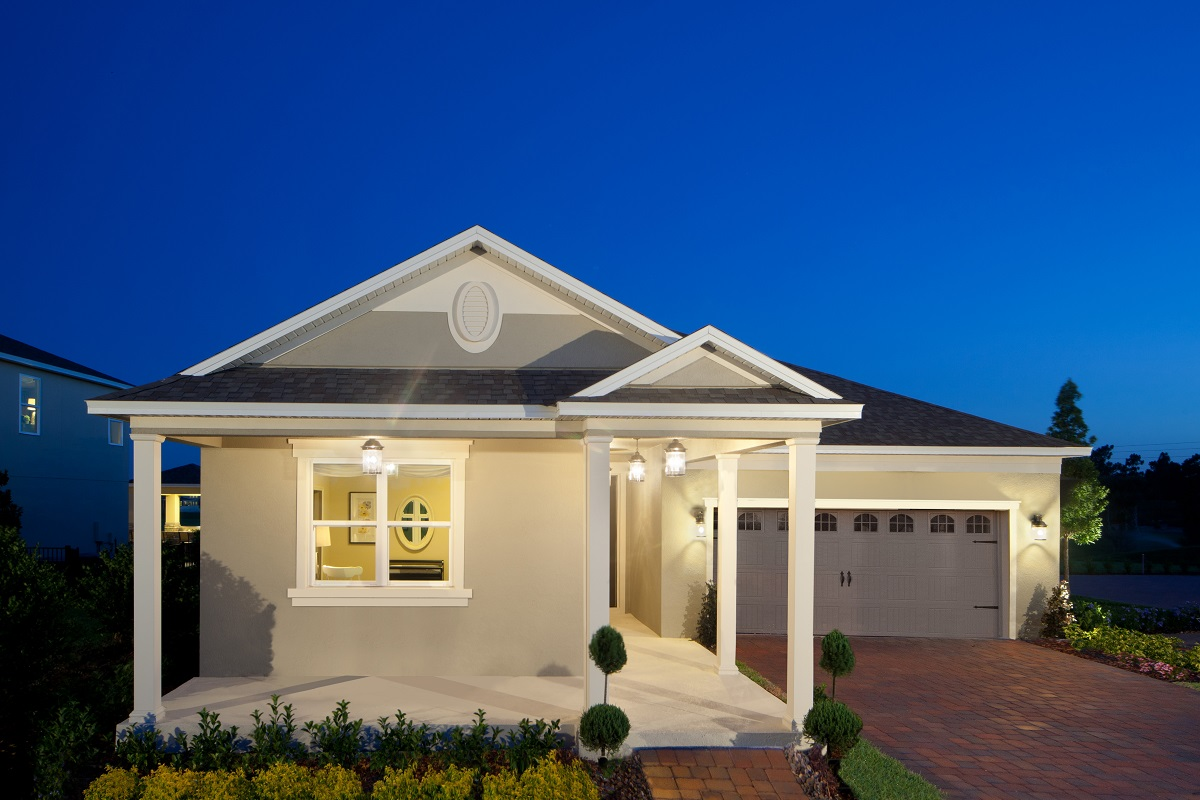 New Home Floor Plan In Orchard Park By
