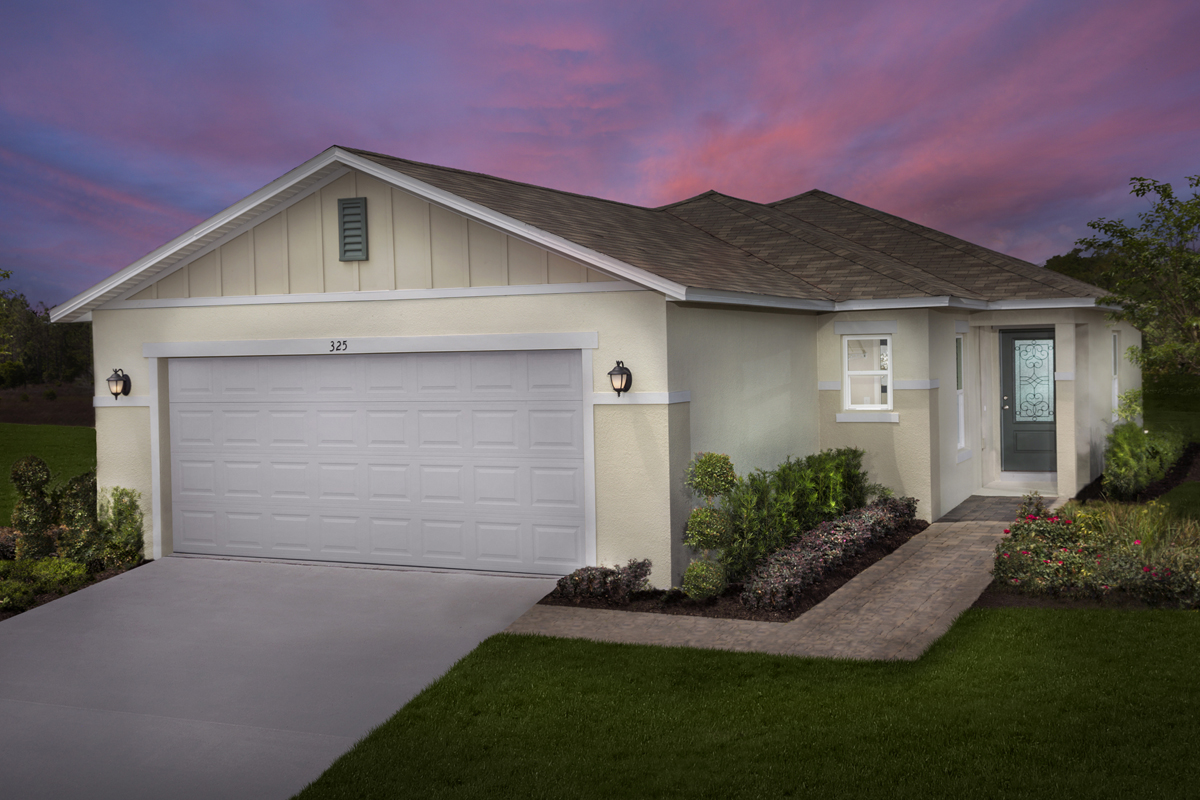 New Homes in Davenport, FL - Plan 1511 - Modeled