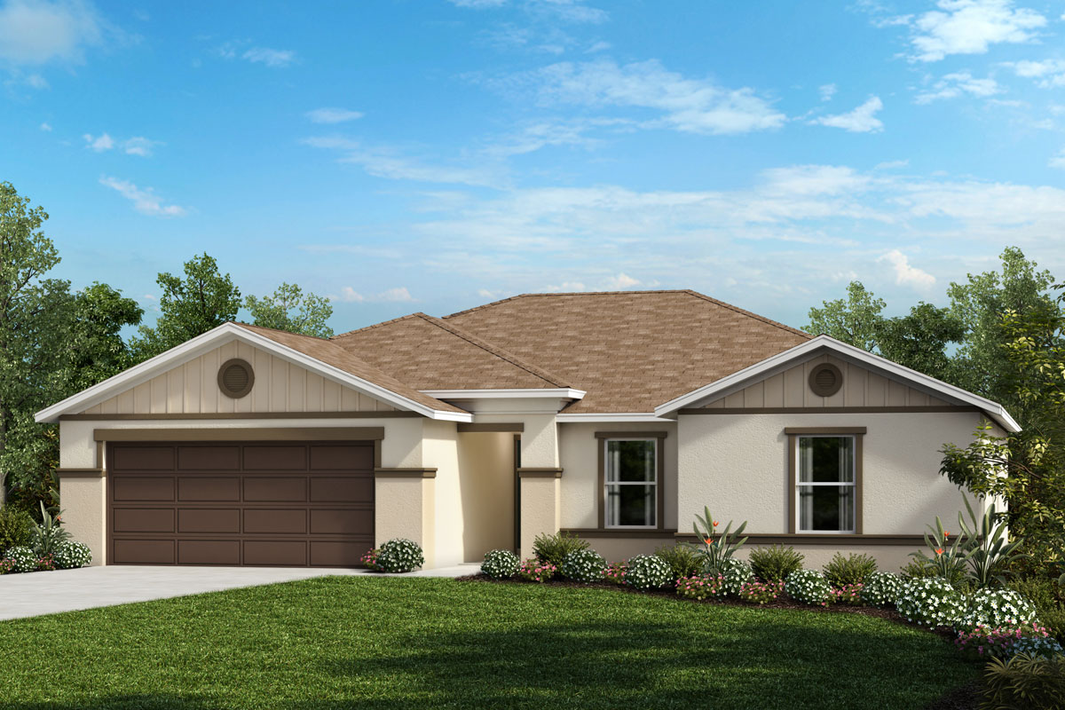 New Homes in Minneola, FL - Plan 1839