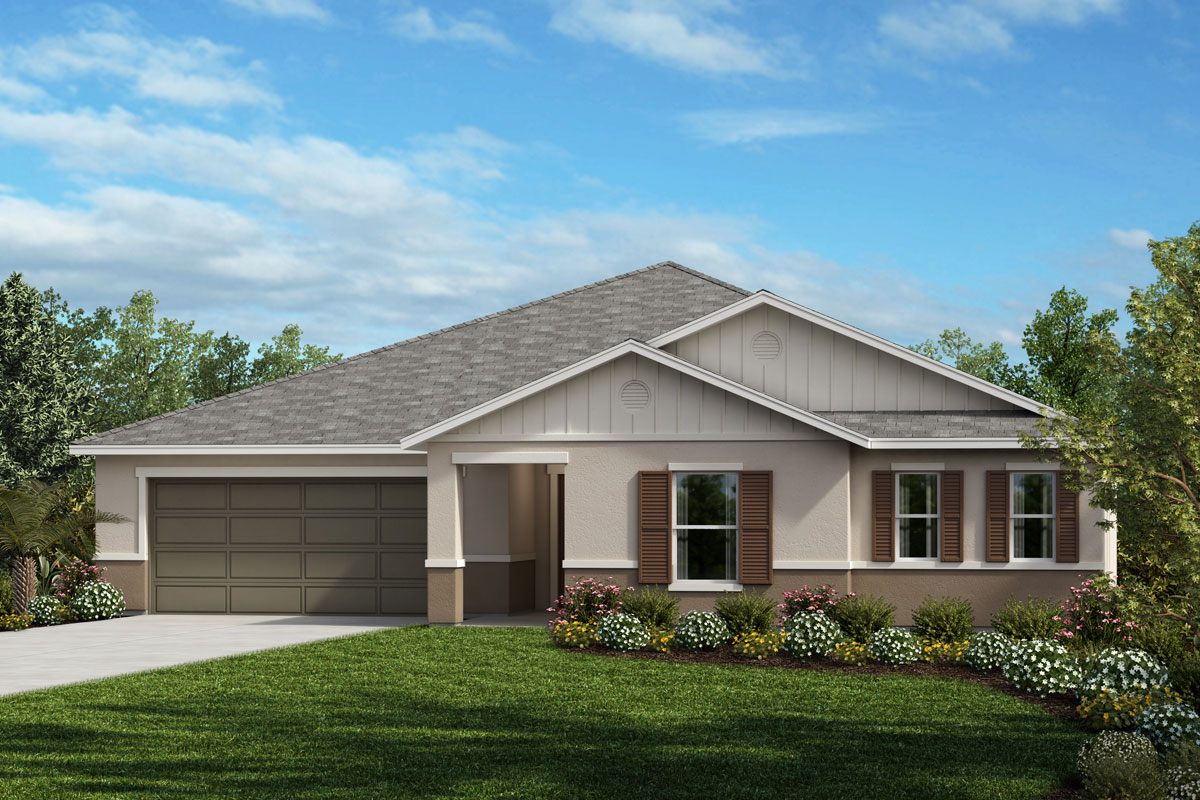 New Homes in Minneola, FL - The Reserve at Lake Ridge Plan 2342