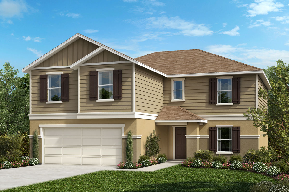 New Homes in St. Cloud, FL - Plan 2545