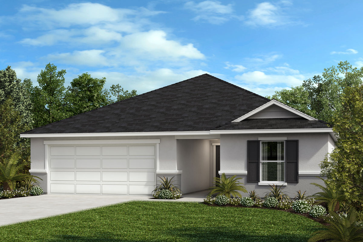 New Homes in Clermont, FL - Sawgrass Bay Plan 1933