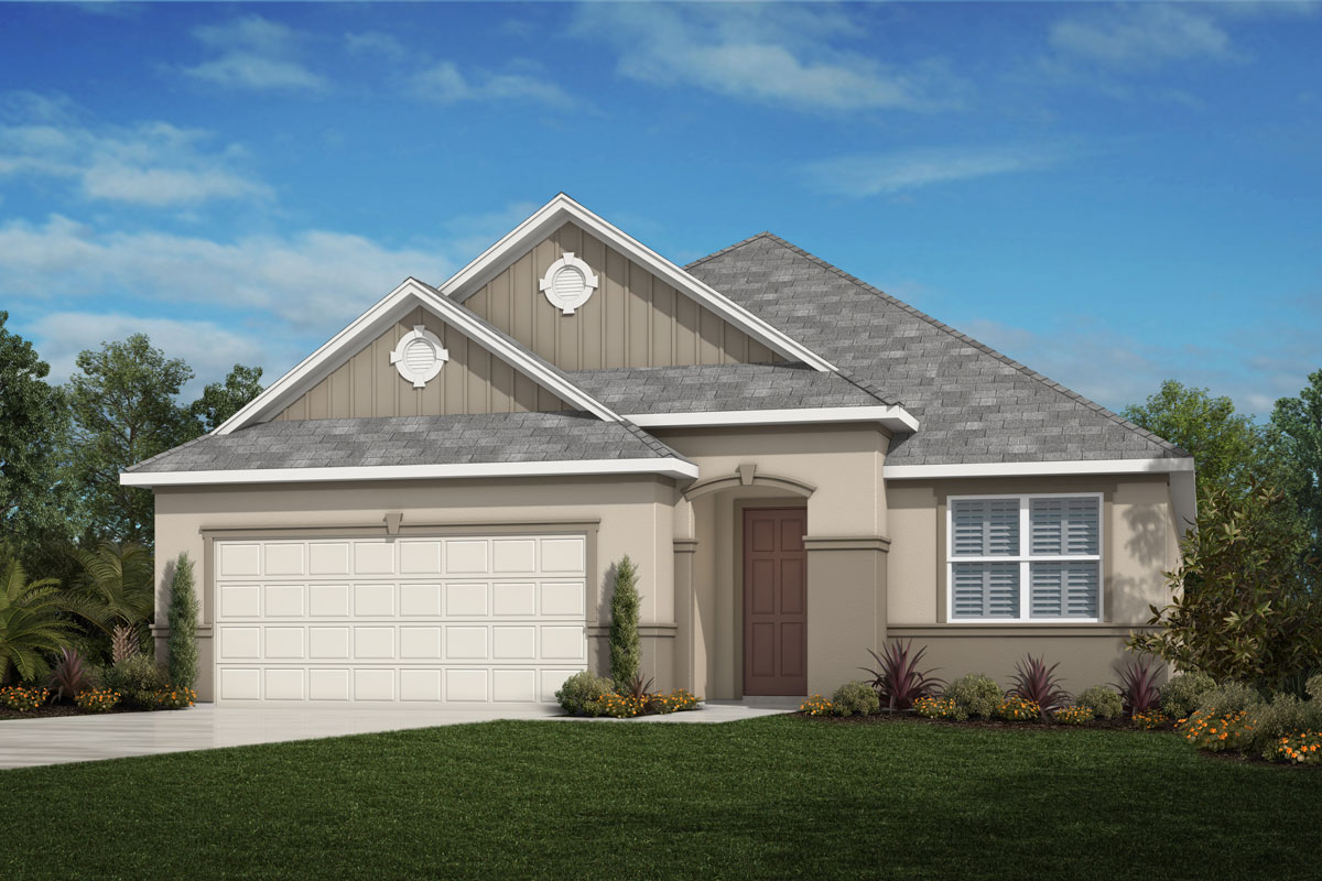New Homes in Clermont, FL - Sawgrass Bay Plan 2333
