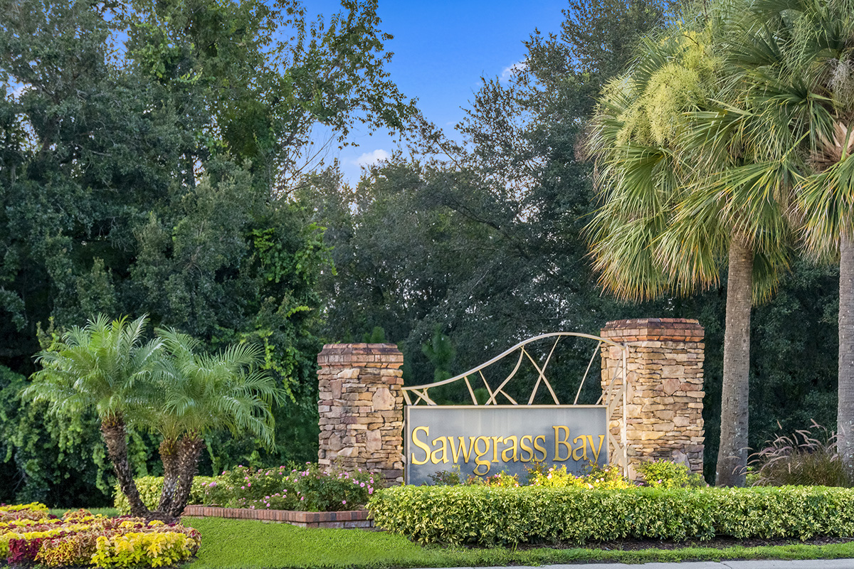 New Homes in Clermont, FL - Sawgrass Bay
