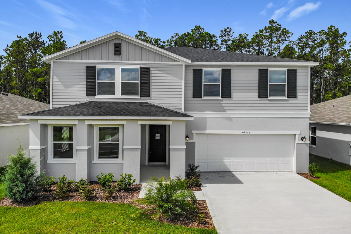 New Homes in Clermont, FL - Sawgrass Bay Homesite 616