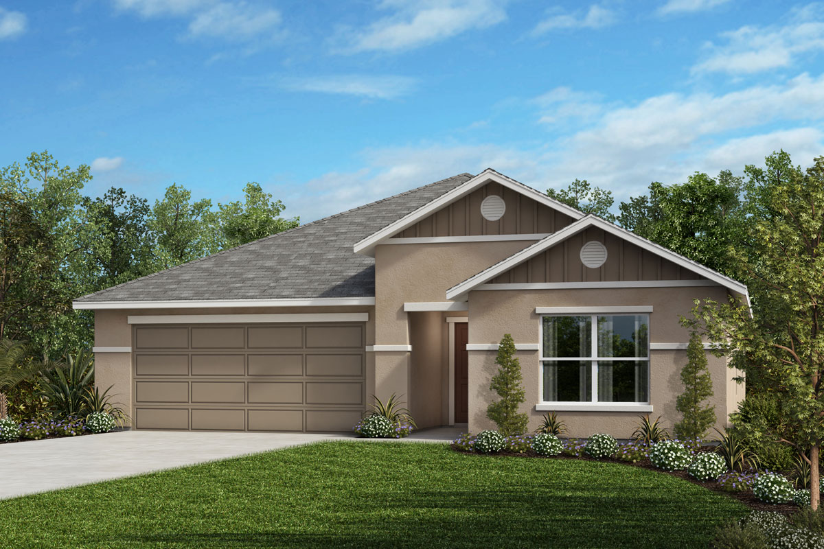 New Homes in Haines City, FL - Elevation H