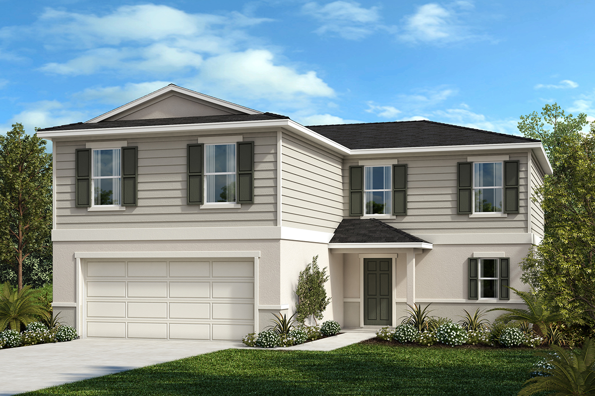 New Homes in Davenport, FL - Tivoli Reserve Plan 2384