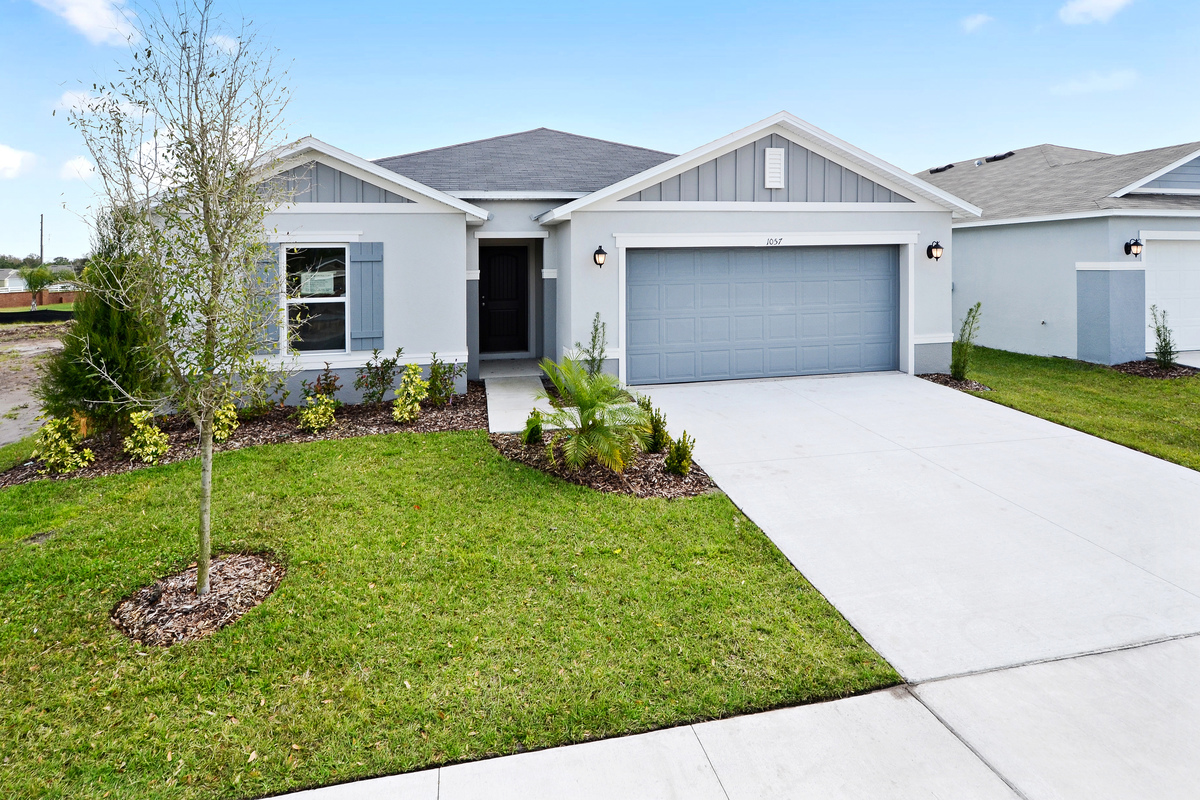 New KB quick-move-in homes available at Tivoli Reserve in Davenport, FL.  is one of many quick-move-in homes to choose from.