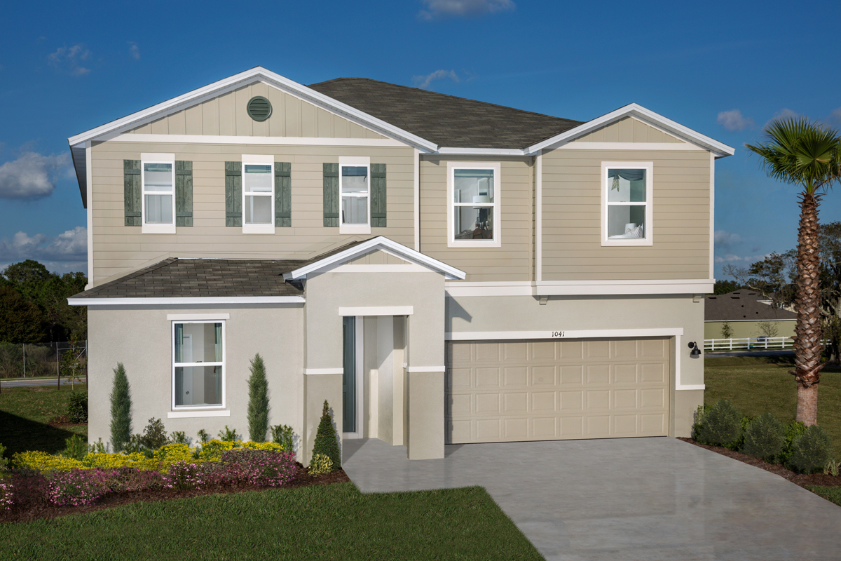 New Homes in Davenport, FL - Plan 2566 - Modeled