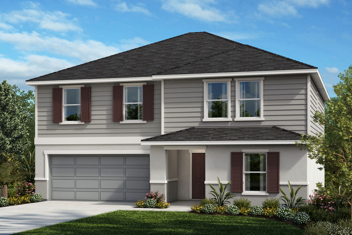 New Homes in Titusville, FL - Elevation E