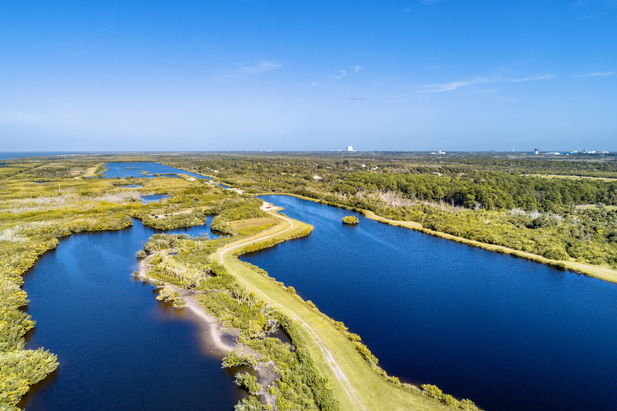 New Homes in Titusville, FL - Verona Nearby Pine Island Conservation Area