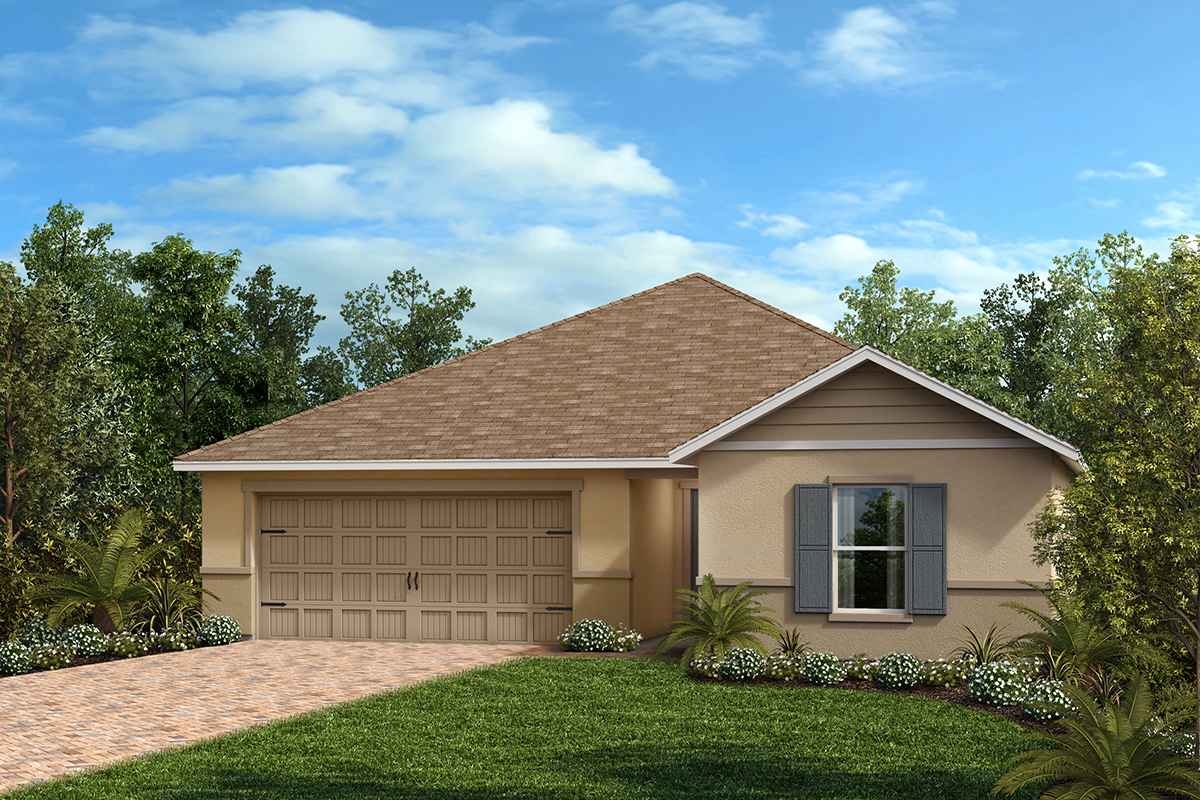 New Homes in Groveland, FL - Wilson Estates Plan 1541
