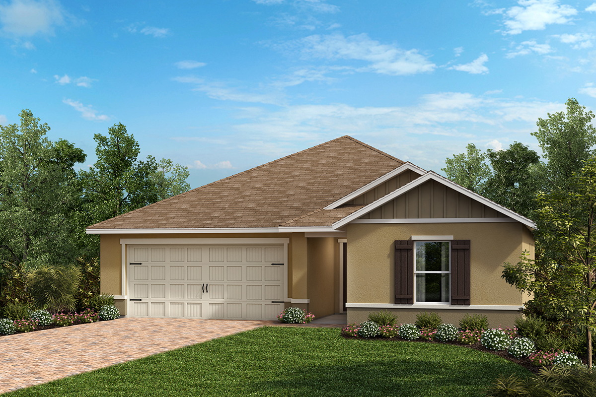 New Homes in Groveland, FL - Elevation G