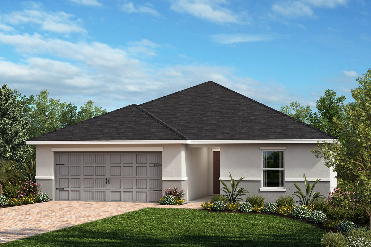 New Homes in Groveland, FL - Elevation A