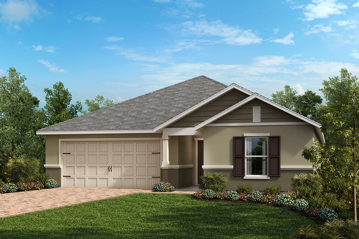 New Homes in Groveland, FL - Plan 2168