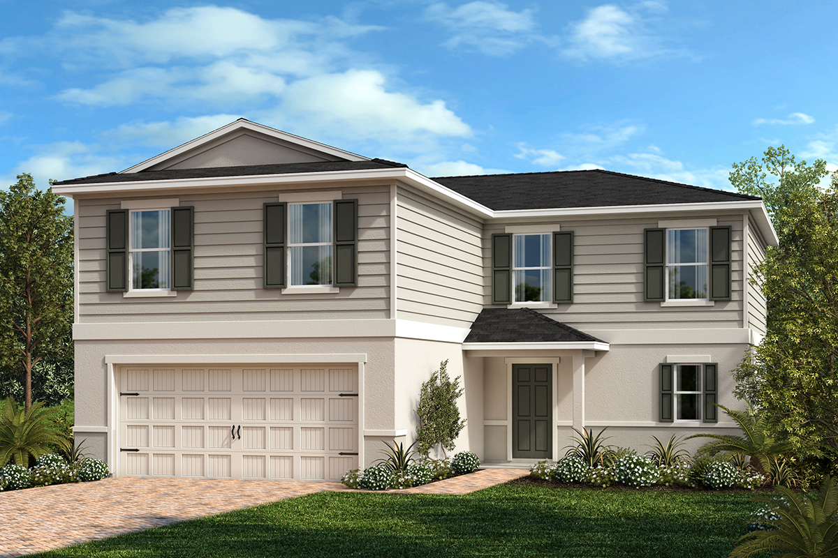 New Homes in Groveland, FL - Wilson Estates Plan 2384