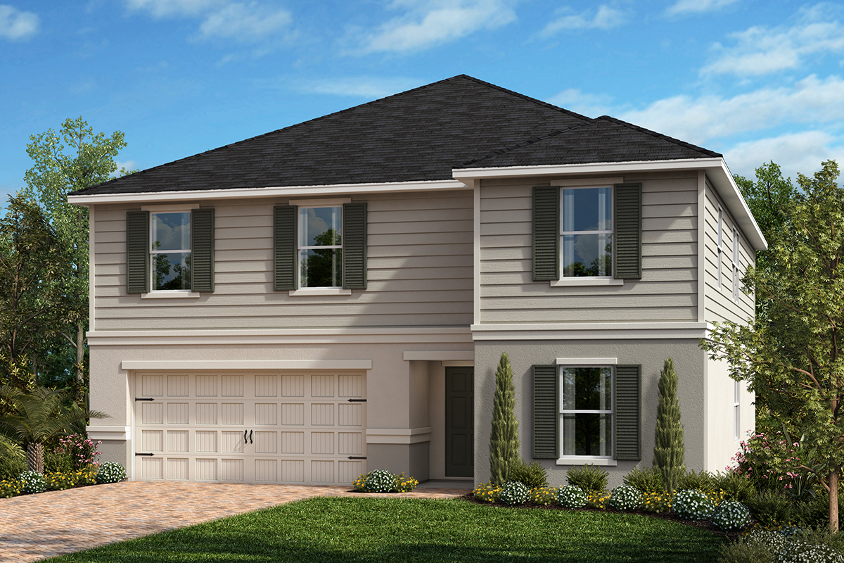 New Homes in Groveland, FL - Elevation E