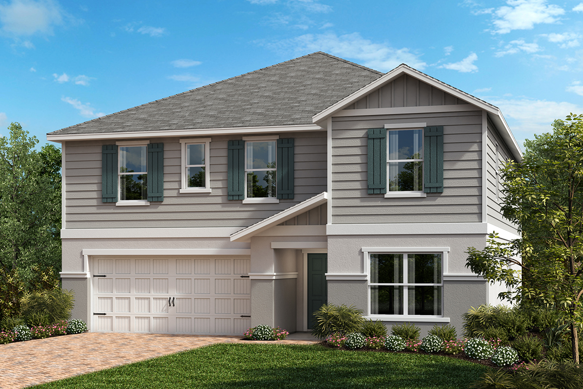 New Homes in Groveland, FL - Wilson Estates Plan 3016
