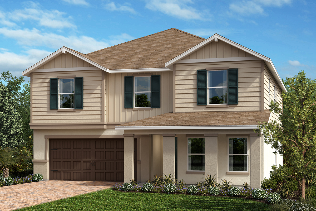 New Homes in Groveland, FL - Elevation H