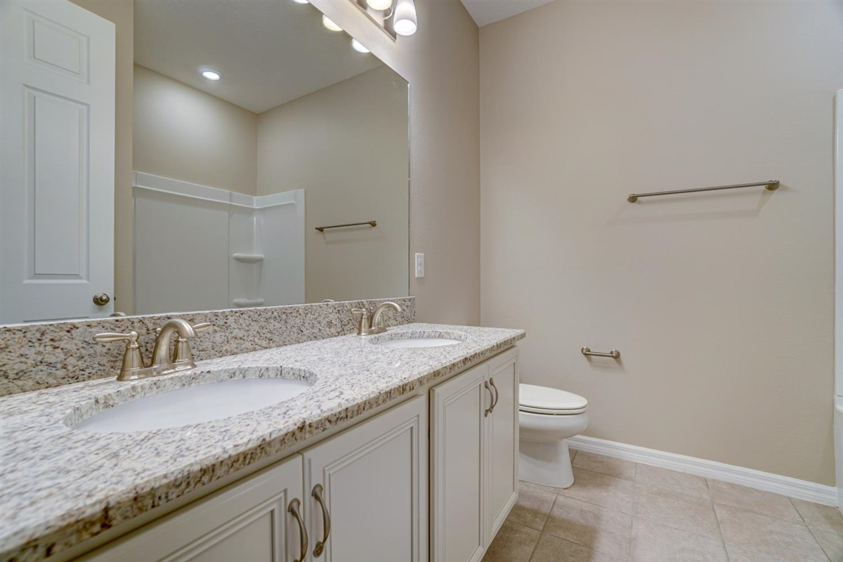 Homesite #121 Bathroom 2